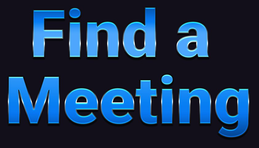 Find a Meeting
